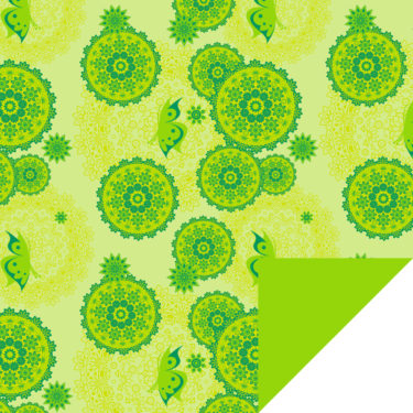 Dream Big Green Flip Sheet
