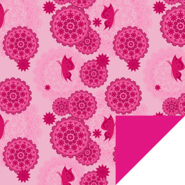 Dream Big Pink Flip Sheet