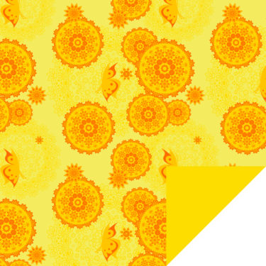 Dream Big Yellow Flip Sheet