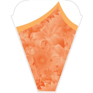 Grace- Orange Sleeve