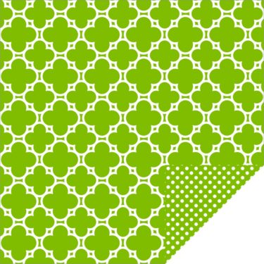 Home Décor Casablanca  Mini Dots Green