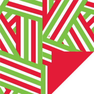 Hybrid Green/Red Flip Sheet