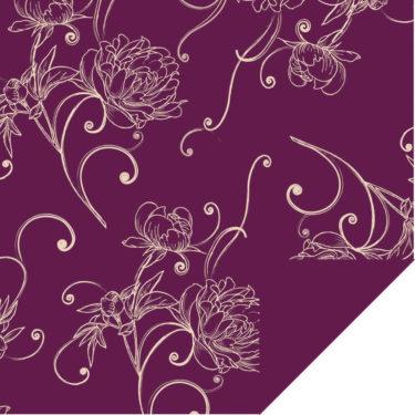 Sienna- Plum Flip Sheet