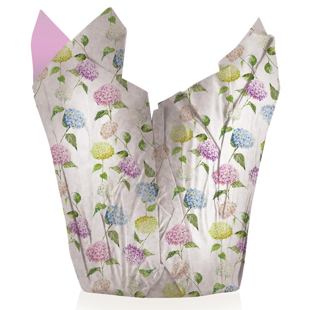 Spring Blossom- Purple Pot Cover