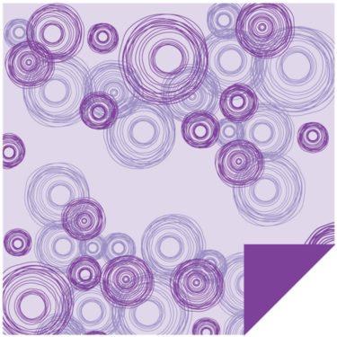 Sunrays- Purple Flip Sheet