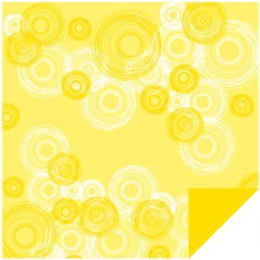Sunrays- Yellow Flip Sheet