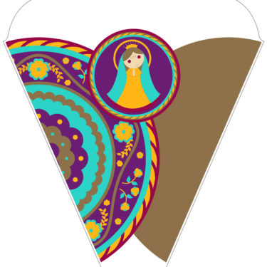 Virgencita Sleeve