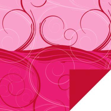 Vogue Pink/Red Flip Sheet