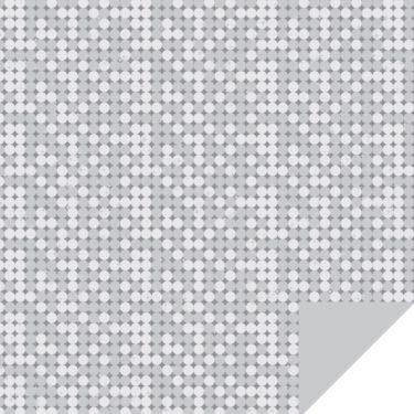 Glisten Silver Flip Sheet