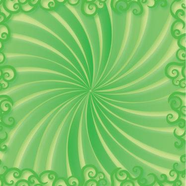 Kaleidoscope- Green