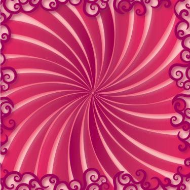 Kaleidoscope- Pink