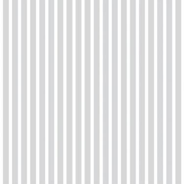 Vertical Stripes- White Sheet